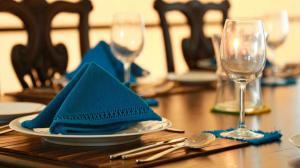 Thompson Manor (A Luxury Villa in Galle) Open Dining Area (12)